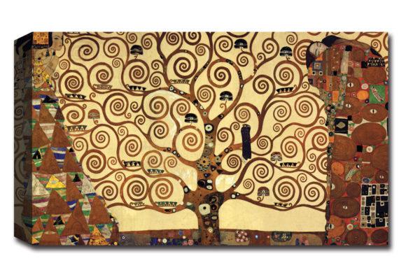 quadri Moderni stampa su tela L'albero della vita Klimt