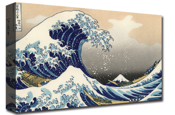 Quadri Moderni Onda Hokusai